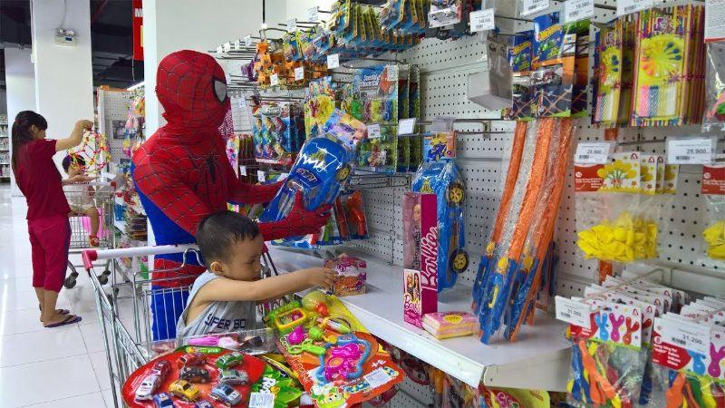Cửa hàng đồ chơi Lego Bảo Bình