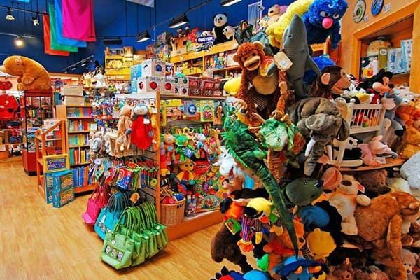 Giá đồ chơi trẻ em ở Hà Nội