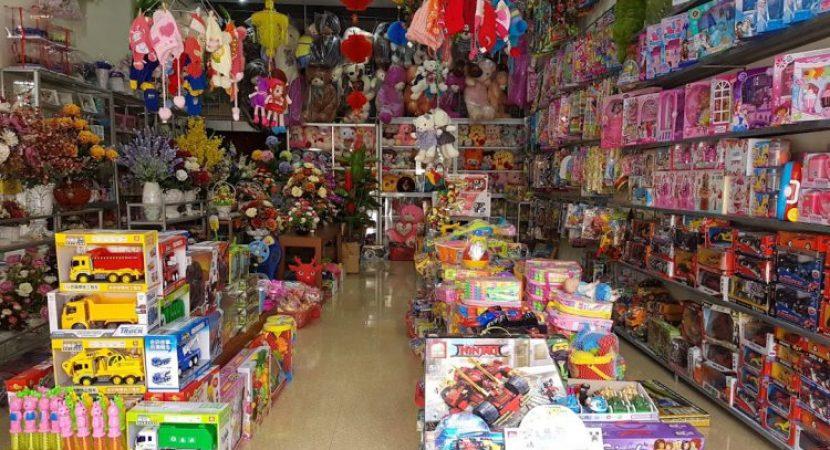 Mua đồ chơi trẻ em ở Đà Nẵng