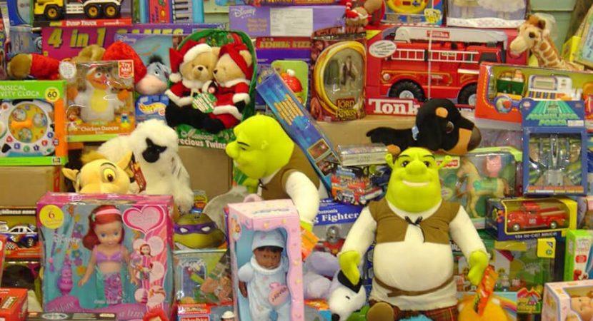 Mua đồ chơi trẻ em ở đâu TpHCM