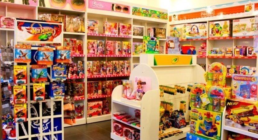 Mua đồ chơi trẻ em ở Hà Nội